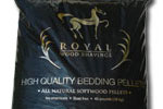 Royal Wood Shavings Equine Bedding Pellets