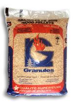 LG Granules Softwood