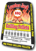 Lumber Jack Apple Blend Pellets  | $15.99/20 lb. Bag
