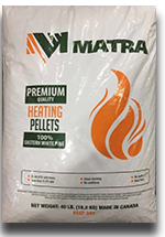 Matra Eastern White Pine Pellets