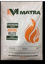 Matra Eastern White Pine Pellets