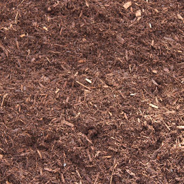 Triple Ground Dark Pine Mulch | $45/yd